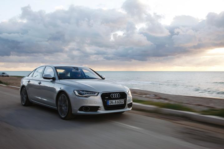 Audi A6 Tv Spot Theadsgarage