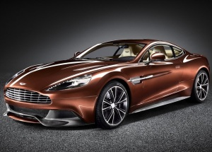 Aston Martin Commercial: The Vanquish AM310 Concept.