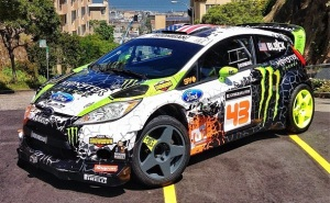 Ken Block Gymkhana 5: Teaser Videos