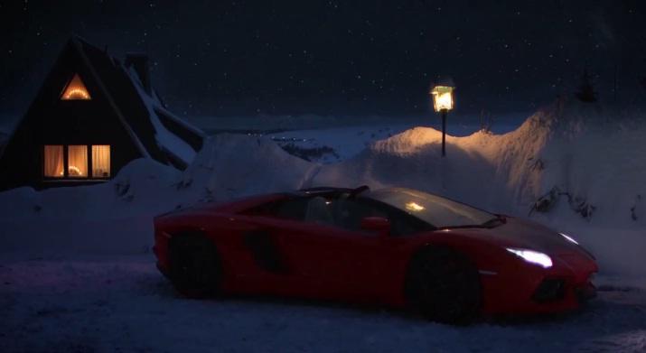 Lamborghini Aventador Commercial Theadsgarage