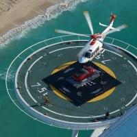 Aston Martin Centenary: Vanquish Flying to Dubai