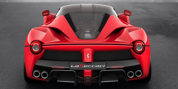 Ferrari-LaFerrari_2014_Back