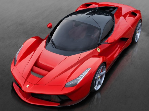 Ferrari-LaFerrari_2014_side