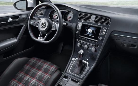 GTI 7 interior