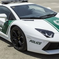 Ferrari FF Joins The Dubai Police Patrol Cars