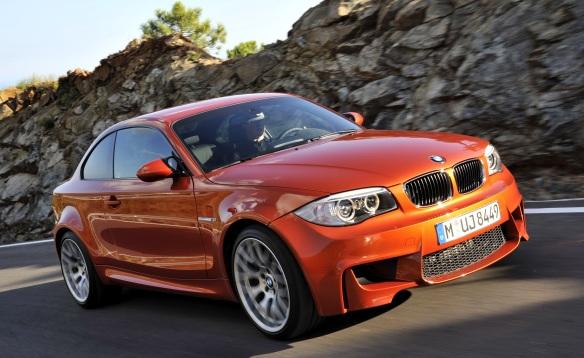 BMW 1M, Perfect Balance