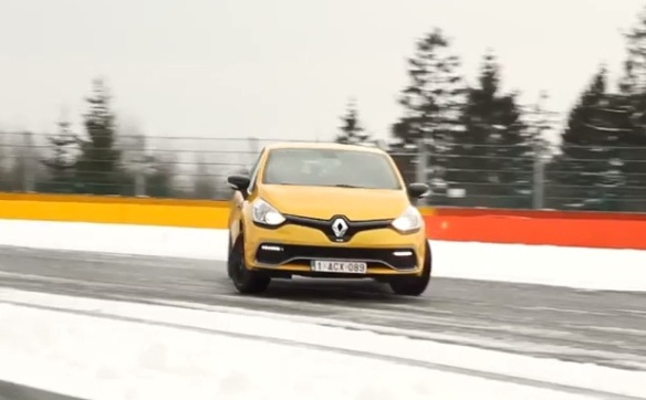 Clio RS Speed Dating