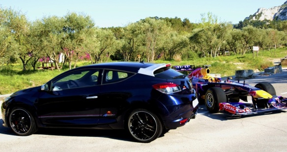 Megane RS Red Bull RB8 Edition