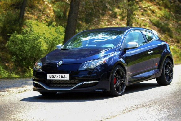 Megane RS Red Bull RB8 Front