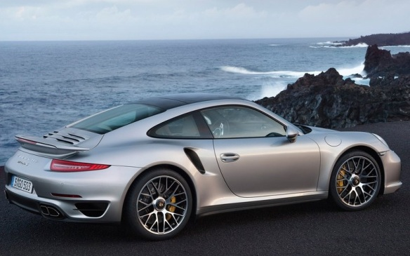 Porsche Turbo 2014