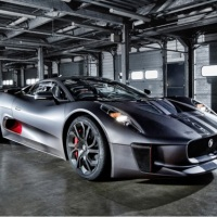 The Jaguar C-X75: 850hp and Co2 Emissions of a Prius