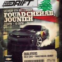 Drifting with Abdo Feghali, NOT