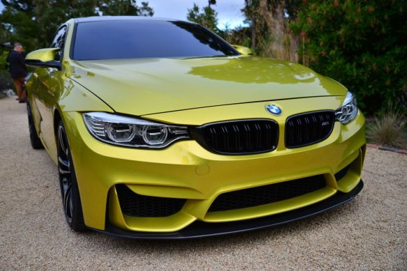 BMW Conce M4 coupe front Bumper