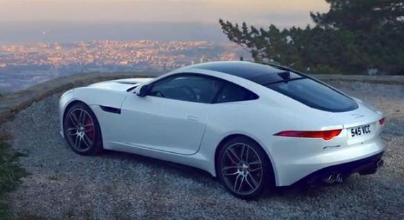 The Jaguar F-Type R