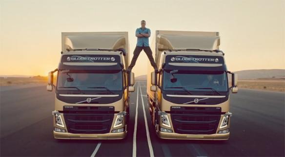 Van Damme Volvo Trucks