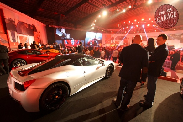 Launching Event | Ferrari 458 Speciale