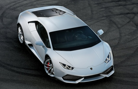 Lamborghini Huracan Official Video