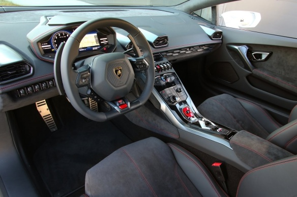 Lamborghini-Huracan_LP610-4_2015 Interior