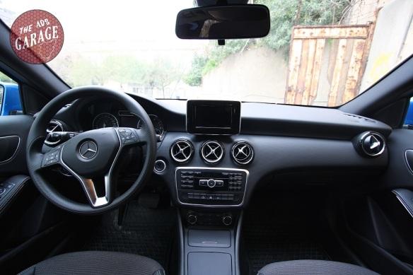 Mercedes A200 Interior