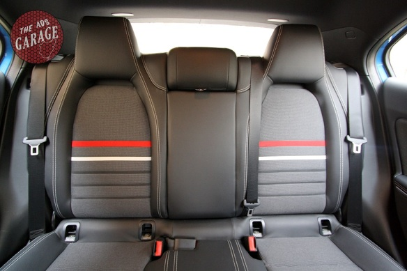 Mercedes A200 Seats