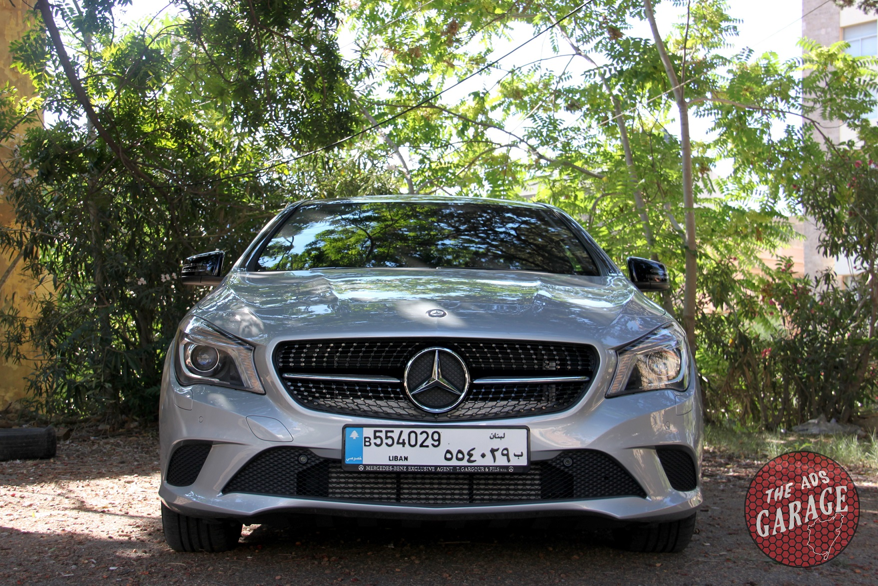 test drive mercedes cla 200 theadsgarage. Black Bedroom Furniture Sets. Home Design Ideas