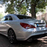Test Drive | Mercedes CLA 200