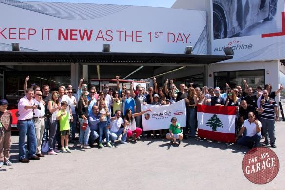 Porsche Club Lebanon