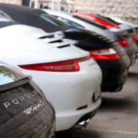 Launching Event | Auto shine with the Porsche Club Lebanon