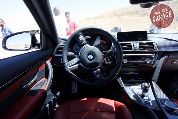 M4 interior