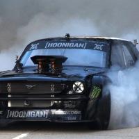 Ken Block | Gymkhana 7 Drifting a 1965 Mustang in LA